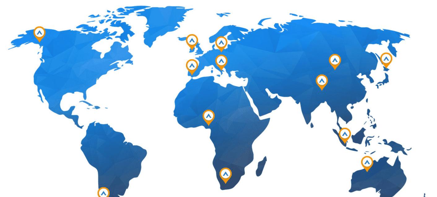 AvaTrade list of regulations around the globe