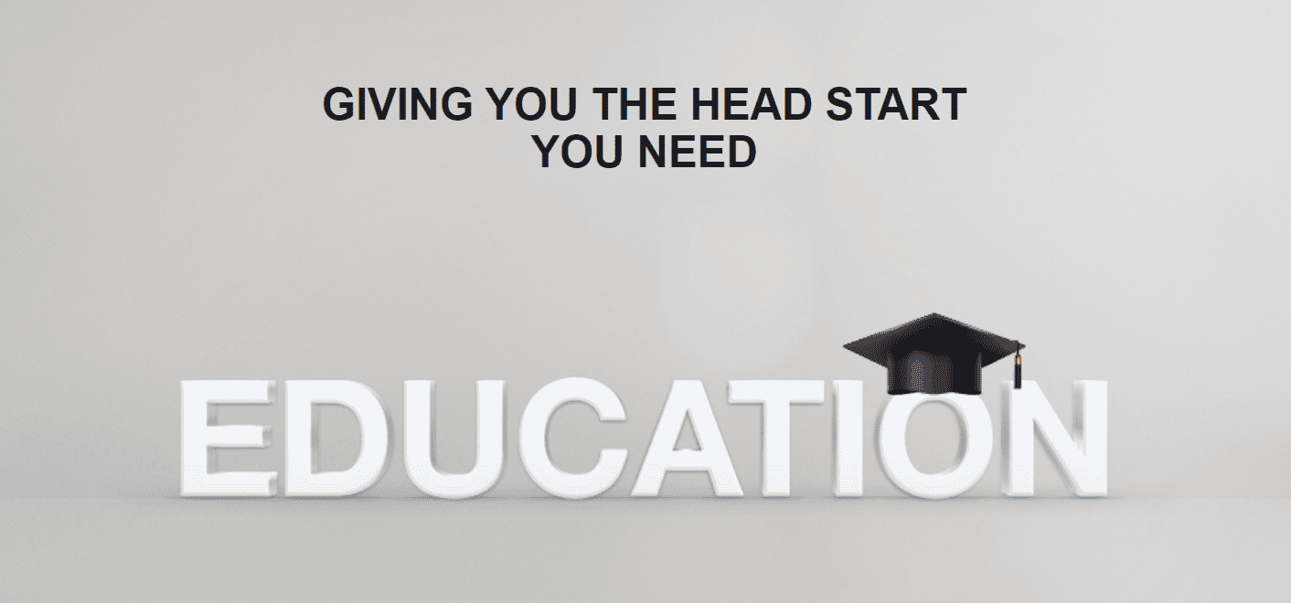 HF Markets education materials for traders