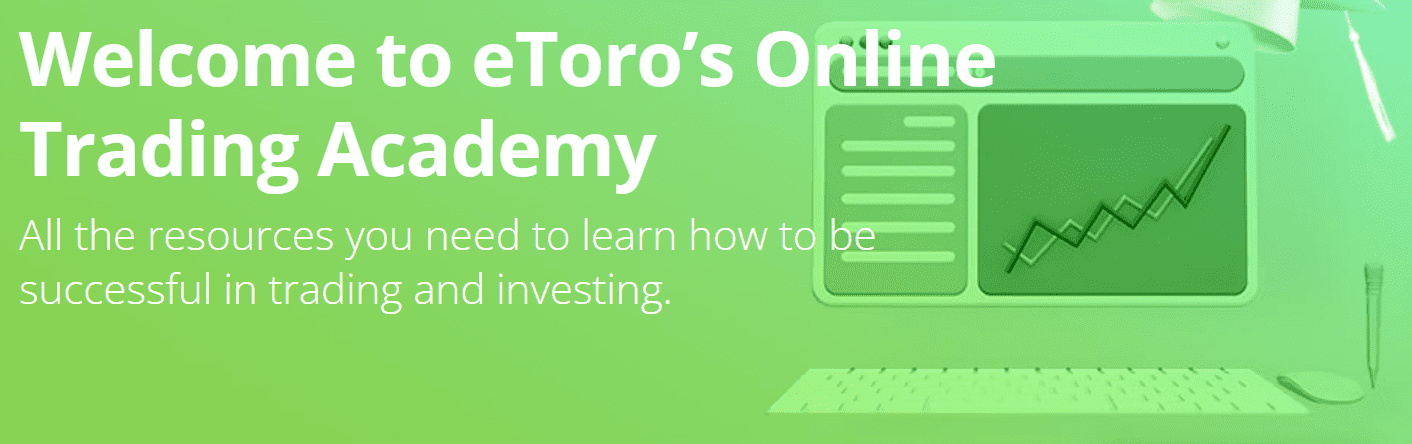eToro online trading academy
