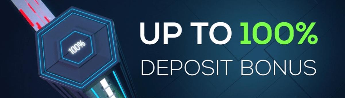 ExpertOption Deposit Bonus